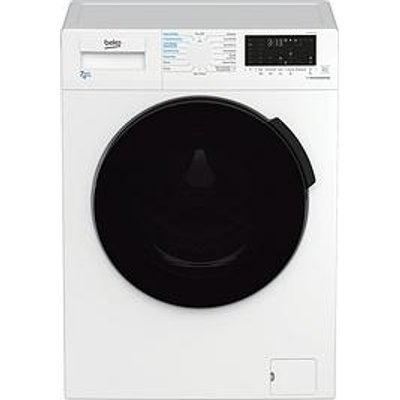 Beko Wdl742431W 7Kg Wash, 4Kg Dry, 1200Spin Washer Dryer, White