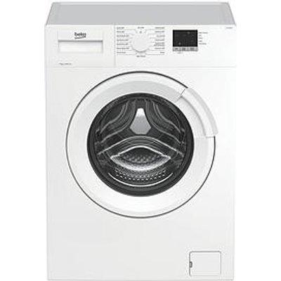 Beko Wtl74051W 7Kg Load, 1400 Spin Washing Machine, White