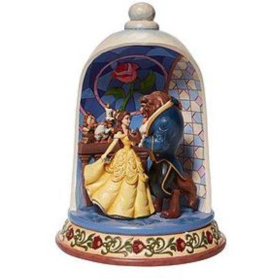 Disney Beauty & The Beast Diorama Dome