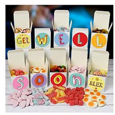Retro Sweets Get Well Thoughts