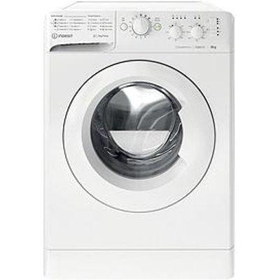 Indesit Indesit Mtwc91284Wuk 9Kg Load, 1200 Spin Washing Machine - White
