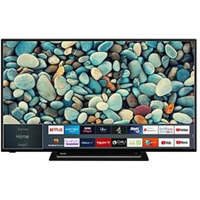 Toshiba 50Uk3163Db 50 Inch, 4K Ultra Hd, Hdr, Freeview Play, Smart Tv, Alexa Built-In