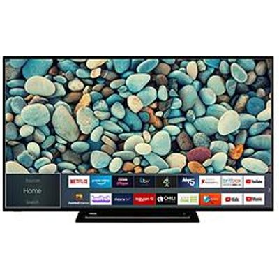 Toshiba 58Uk3163Db 58 Inch, 4K Ultra Hd, Hdr, Freeview Play, Smart Tv, Alexa Built-In