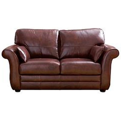 Vantage Italian Leather 2 Seater Sofa