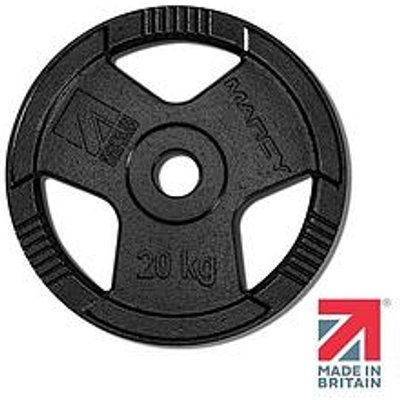 Marcy Made In Britain Eco Olympic Weight Plate 1X 20Kg