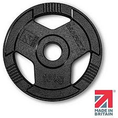 Marcy Made In Britain Eco Olympic Weight Plates 2X 10Kg