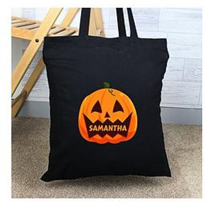 Signature Gifts Trick Or Treat Canvas Bag