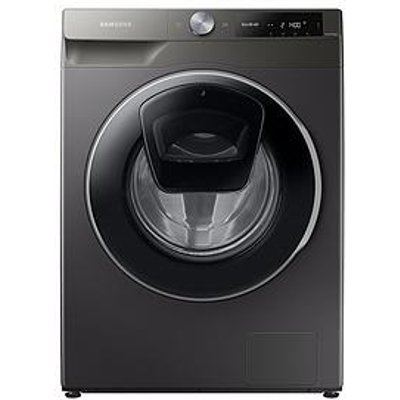 Samsung Series 6 Ww10T684Dln/S1 With Addwash&Trade; And Auto Dose 10.5Kg Washing Machine, 1400Rpm, A Rated &Ndash; Graphite
