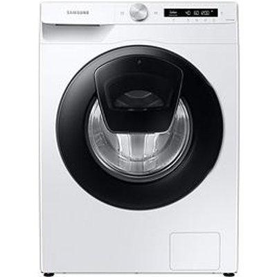 Samsung Series 5+ Ww80T554Daw/S1 8Kg Load Washing Machine, 1400Rpm, Addwash&Trade;, B Rated - White
