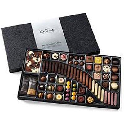 Hotel Chocolat Chocolatiers Table