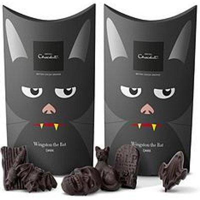 Hotel Chocolat Wingston The Bat- Dark 2-Pack Bundle
