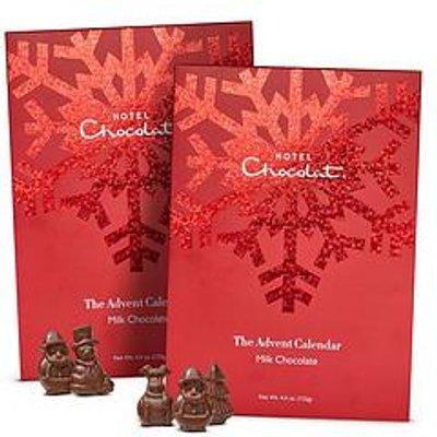 Hotel Chocolat The Advent Calendar - 40% Milk Bundle