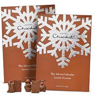 Hotel Chocolat The Advent Calendar- Caramel Bundle