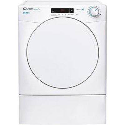 Candy Smart 8Kg Vented Tumble Dryer - White
