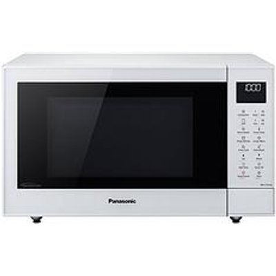Panasonic Panasonic Nn-Ct55Jwbpq27-Litre Combination Microwave, Oven And Grill With Inverter Technology