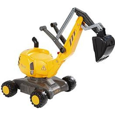 Rolly Toys Ride-On Digger