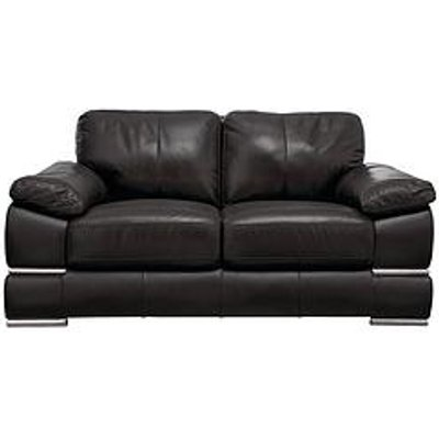 Primo Italian Leather 2 Seater Sofa