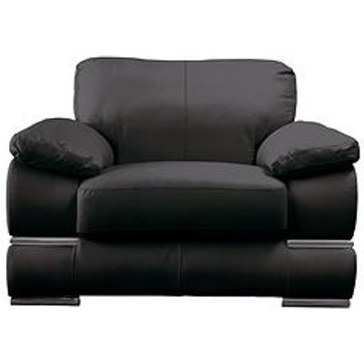 Primo Italian Leather Armchair