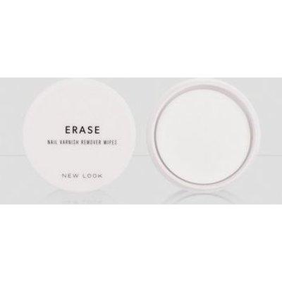 Erase Nail Varnish Remover Wipes New Look