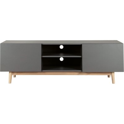 Scandinavian Grey TV Unit