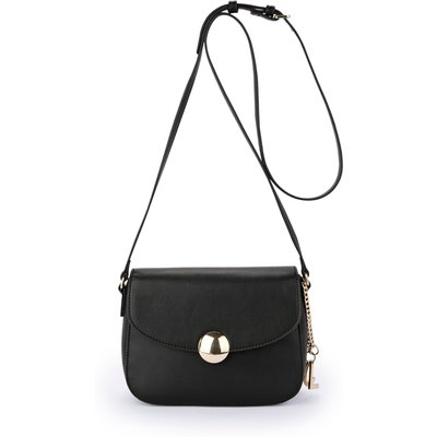 Shoulder bag L. Credi black