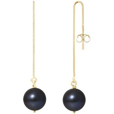 Blue Pearls  BPS K396 W  women's Earrings in Multicolour