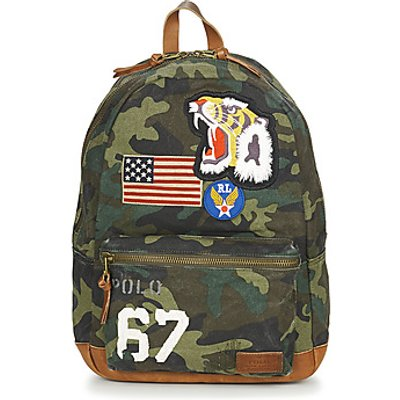 Polo Ralph Lauren  CAMO PP BKPK  men s Backpack in Multicolour  Sizes available One size - 3615737862301