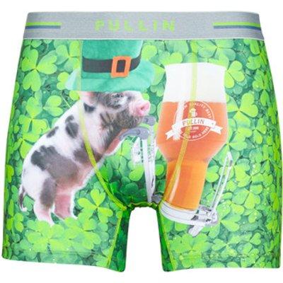 Pullin  FASHION LYCRA  men s Boxer shorts in Green - 3661279875712