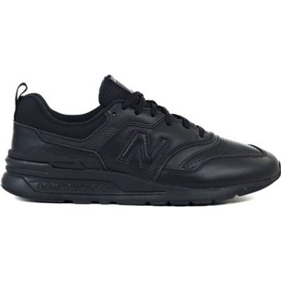 New Balance  997  men s Shoes  Trainers  in Black - 0193362358251