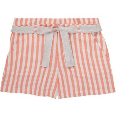 Ikks  BADISSIO  girls's Children's shorts in Orange