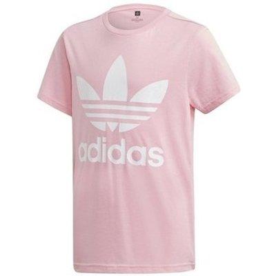 adidas  Trefoil Tee  boys's Children's T shirt in multicolour