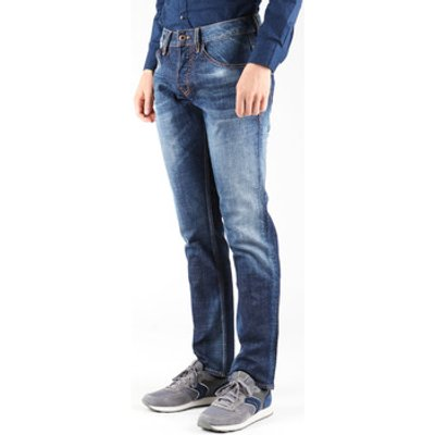 Guess  Outlaw PF12 M23A68D0OD1 CONN  men's Jeans in Blue