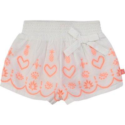 Billieblush / Billybandit  NEYO  girls's Children's shorts in White