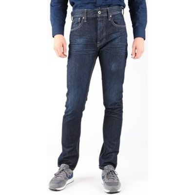 Guess  Edison M14R95D0HN1 WOOB  men's Skinny Jeans in Blue