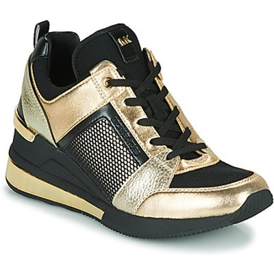 MICHAEL Michael Kors  GEORGIE TRAINER EXTREME  women s Shoes  Trainers  in Black 194392167943