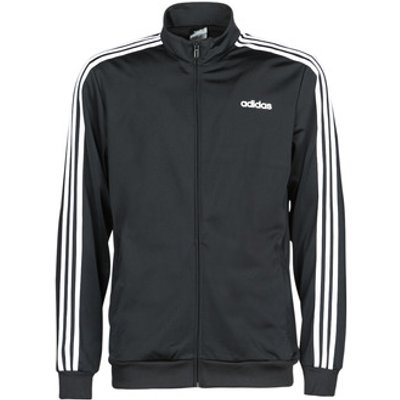 adidas  E 3S TT TRIC  men's Tracksuit jacket in Black