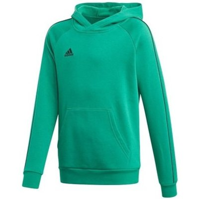 adidas  JR Core 18  boys's Children's sweatshirt in Green