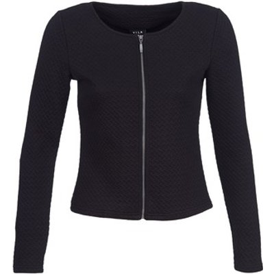 Vila  VINAJA  women's Jacket in Black