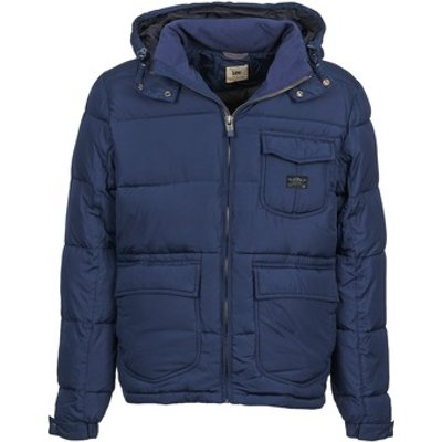 Lee  LOCO PUFFA  men's Jacket in Blue