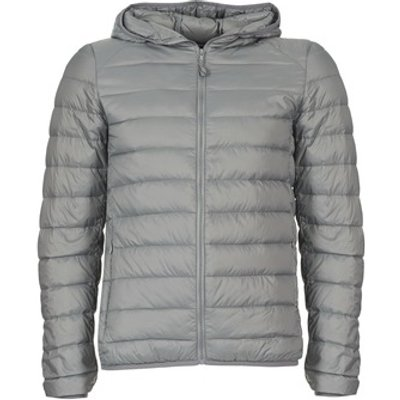 Benetton  FOULI  men's Jacket in Grey