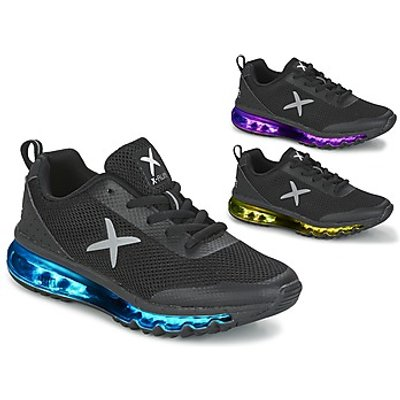 Wize   Ope  X-RUN  men's Shoes (Trainers) in Black