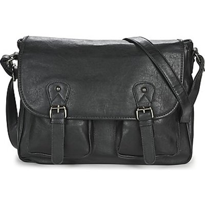 Casual Attitude  NUDILE  men's Messenger bag in Black