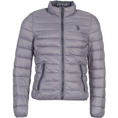 U.S Polo Assn.  USPA PADDED  men's Jacket in Grey