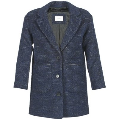 Loreak Mendian  MARE  women's Coat in Blue