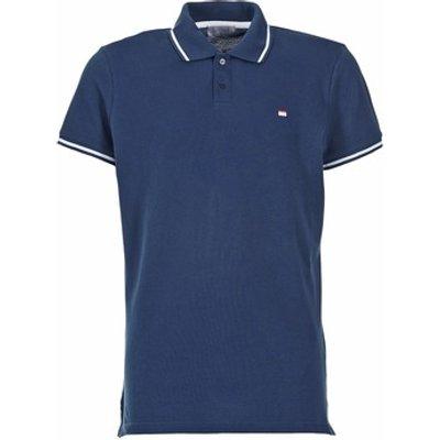 Casual Attitude  EPIDIN  men's Polo shirt in Blue
