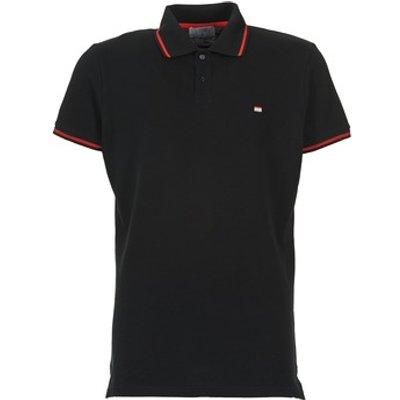 Casual Attitude  EPIDIN  men's Polo shirt in Black