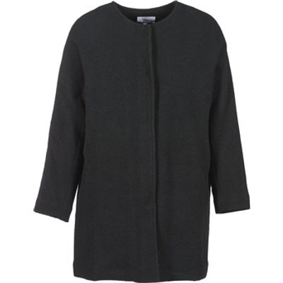 Suncoo  EMILE  women's Coat in Black