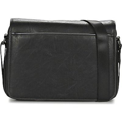 Casual Attitude  FILOU  men's Messenger bag in Black