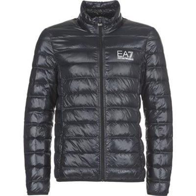 Emporio Armani EA7  JAFOUKARO  men s Jacket in Black - 8052390697126