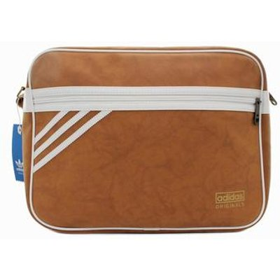 adidas  Airliner Suede  women's Messenger bag in Brown